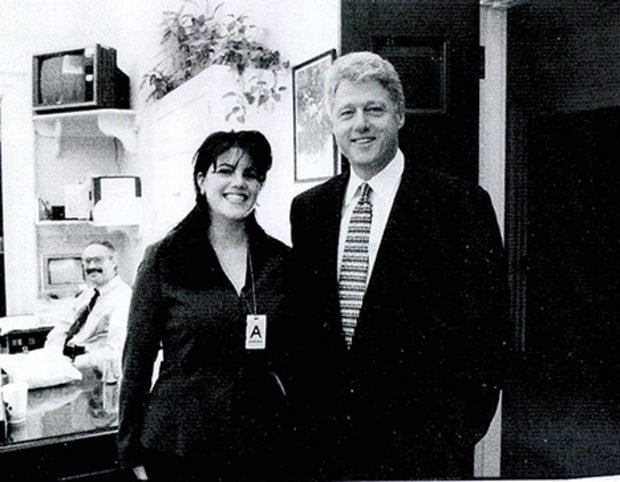 FLASHBACK MSM Deemed ClintonLewinsky Affair Nothing More Than Consensual Sex