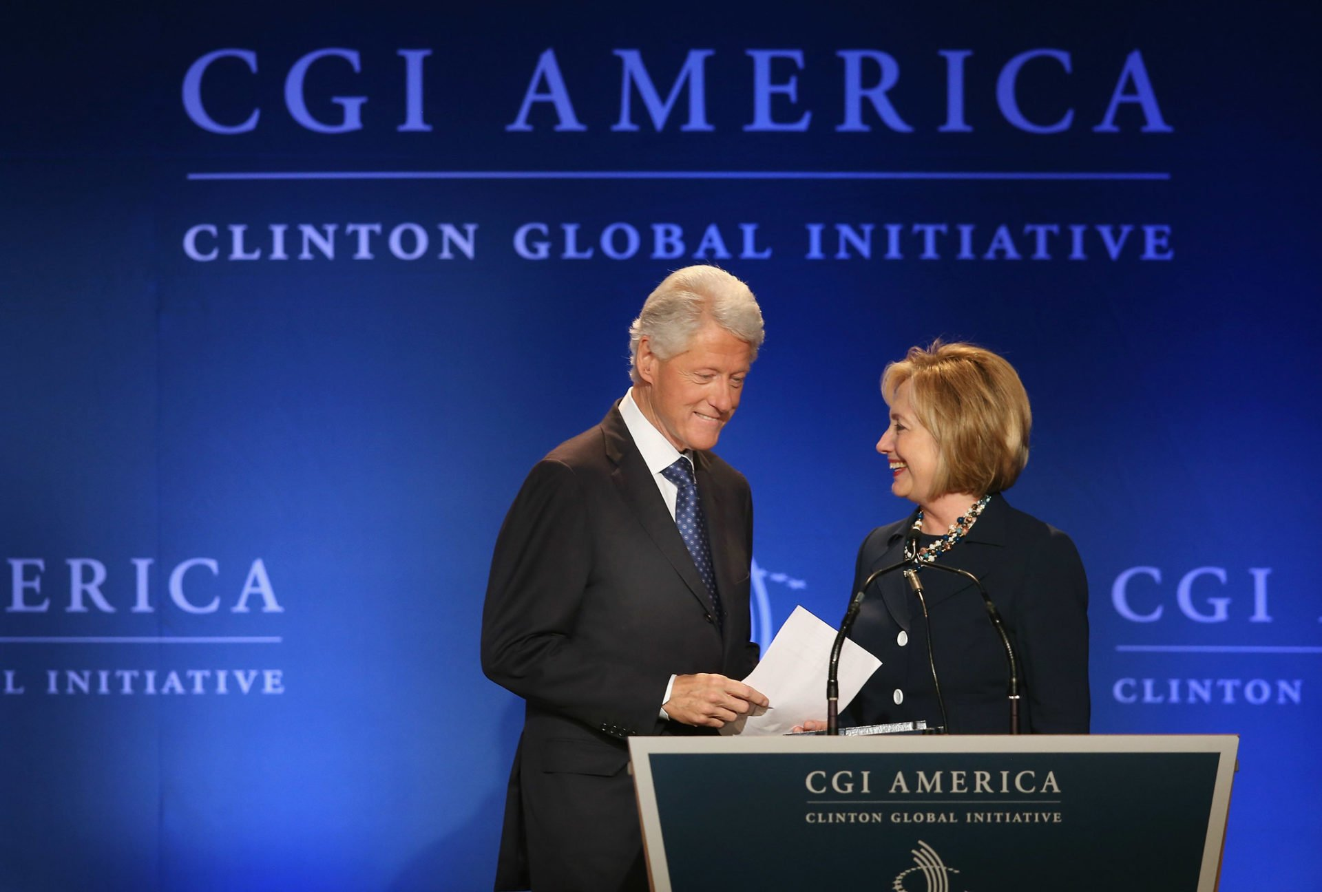 Clinton Foundation Wont Return Donations From Accused Sexual Harasser
