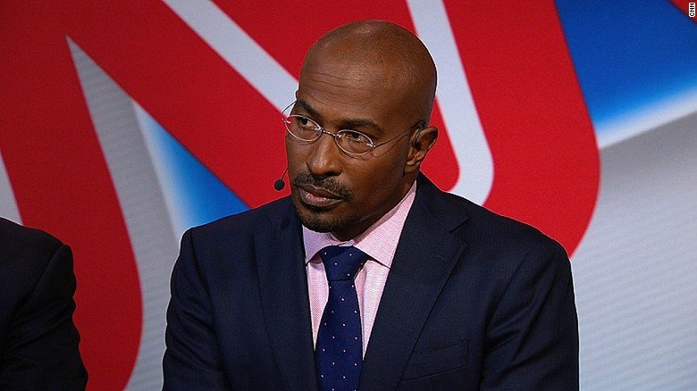 Panicky Van Jones Pleads to Oprah for Help With Trump in WH We Had You the Obamas We Had Hope VIDEO