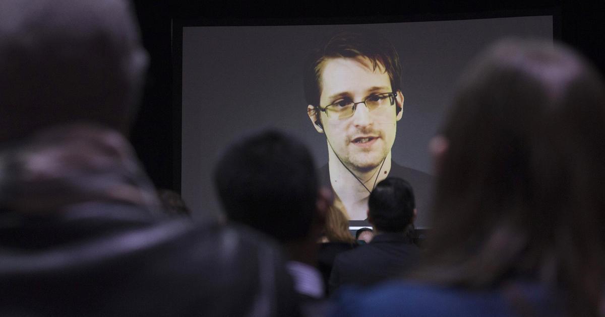 Edward Snowden Facebook is a surveillance company rebranded as social media