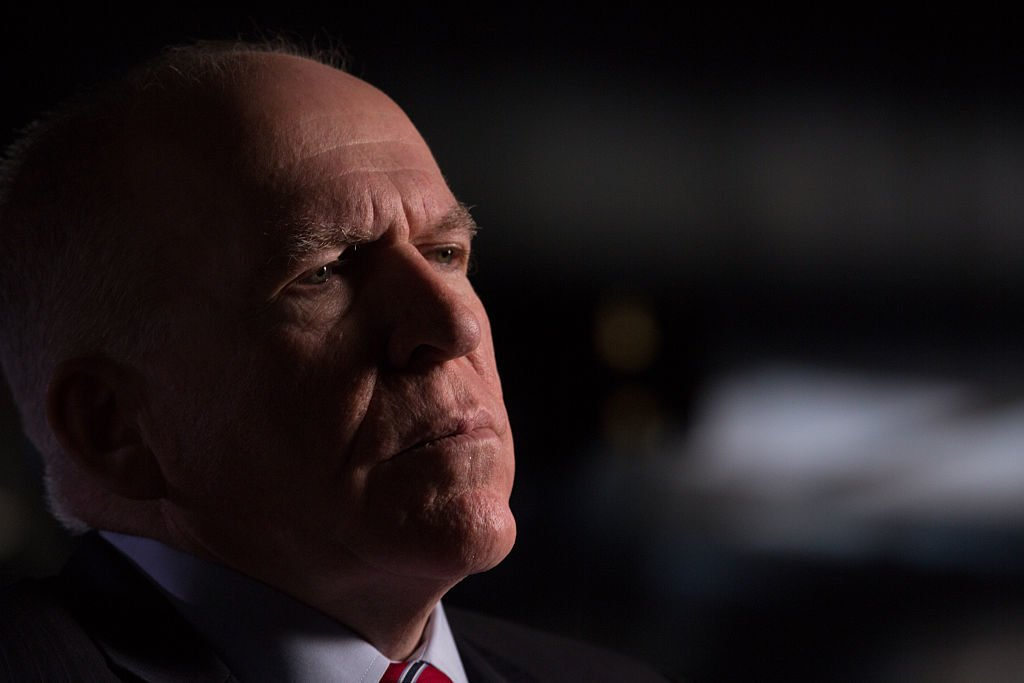 While on Obamas Payroll Brennans Private Intel Side Business Hacked McCains  Hillarys Classified Passport Records During Presidential Election