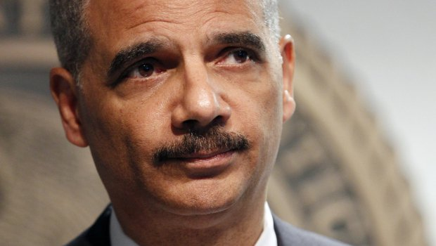 Disgraced Eric Holder rips House Intel Republicans for ending probe Politics beat a desire for the truth