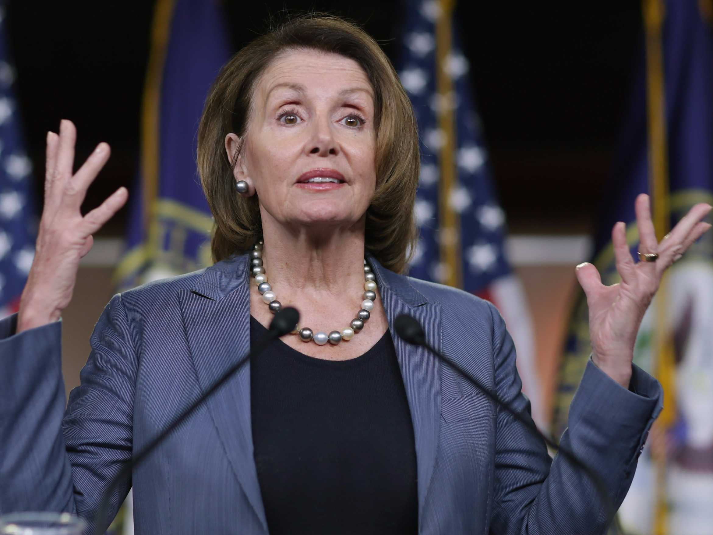 Pelosi Said Trump Picking Tillerson Meant He Was Friendly Toward Putin  Look What She Says Now