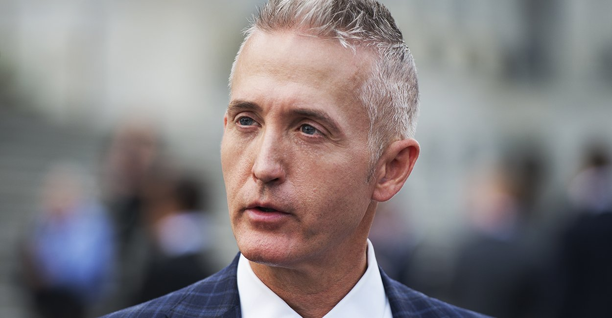 "Trey Gowdy stole a little bit of Nancy Cordes' thunder on CBS Sunday morning by curtly reminding her that he is not in fact a member of the Republican House leadership team. Gowdy and the ""Face The Nation"" guest host were discussing potential new legislation to curb future mass shootings, like Wednesday's tragedy in Parkland, …"