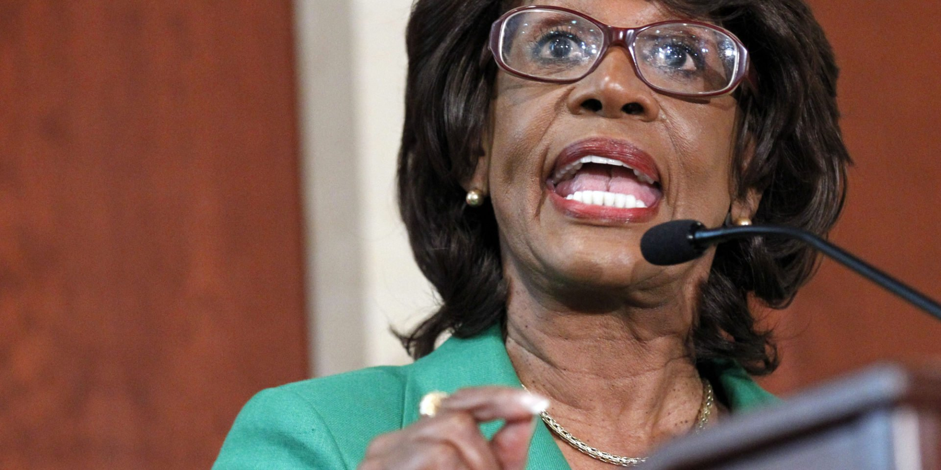 FLASHBACK Maxine Waters Brags About Obamas Database With Info On Every Individual