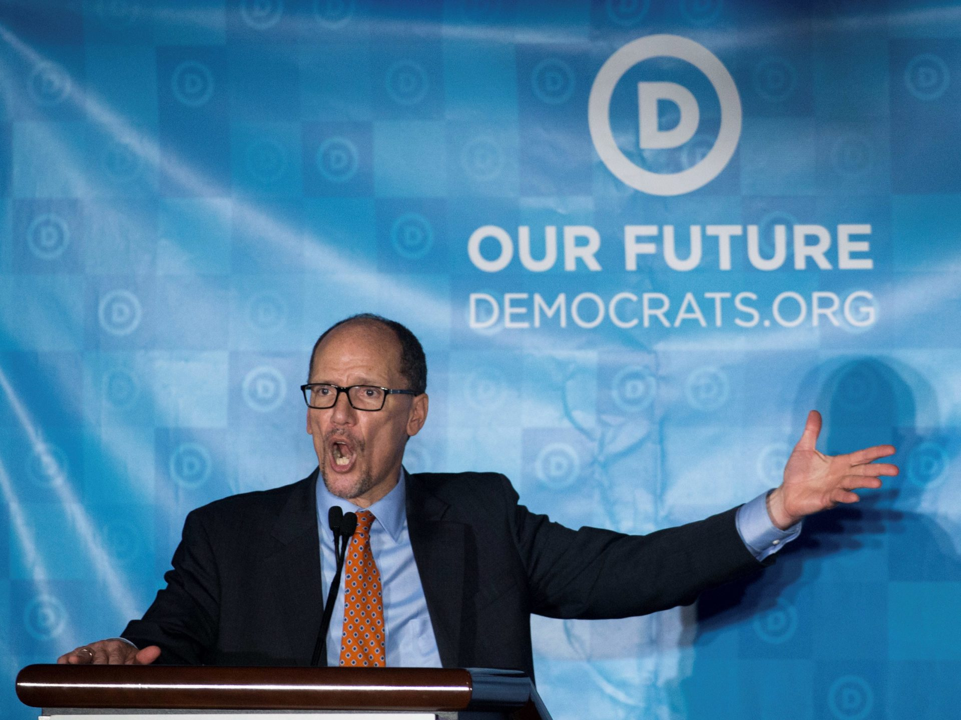 WaPo Calls Out Tom Perez for False Claim That DNC Broke Fundraising Records in January