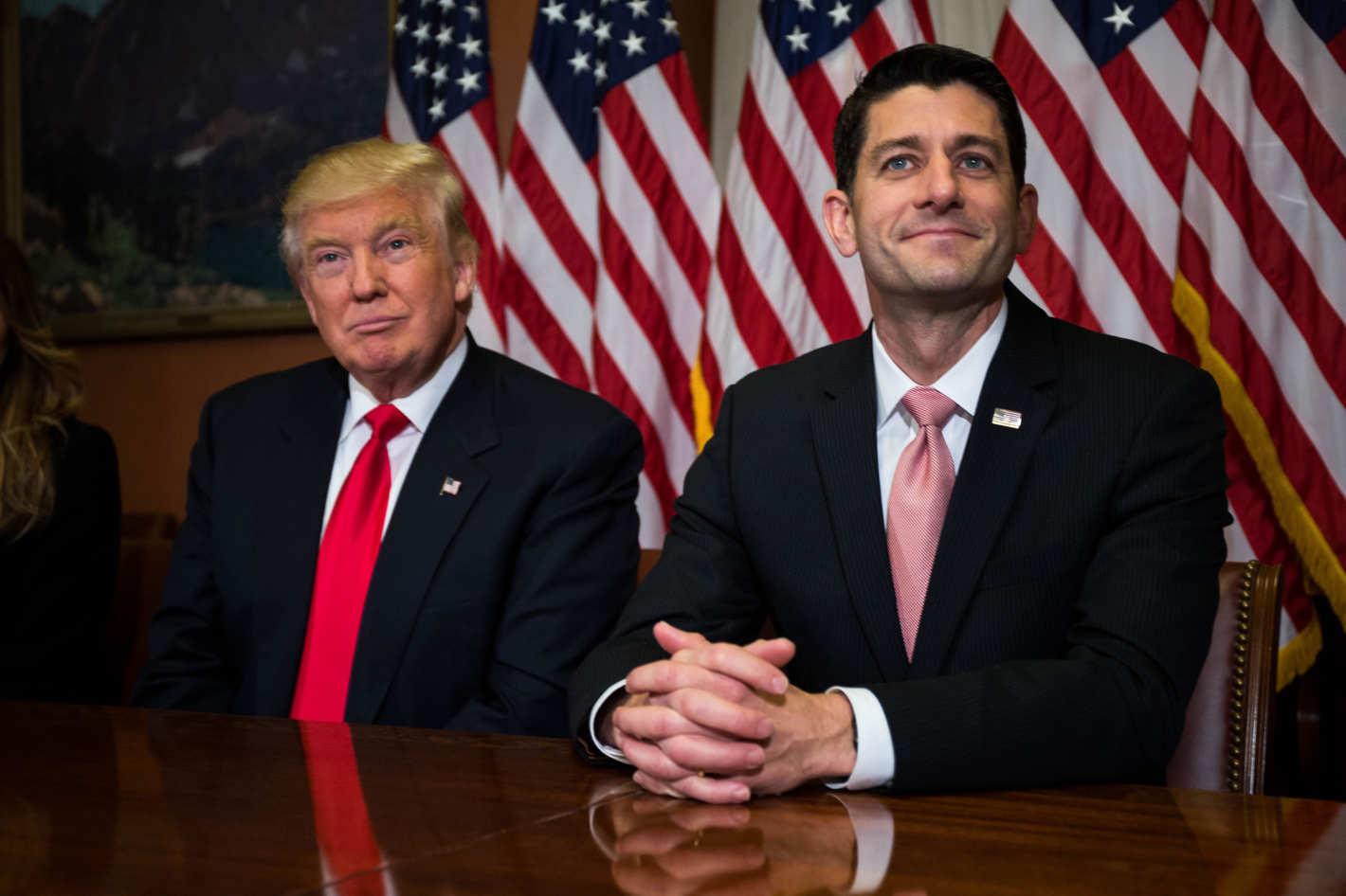 Paul Ryan Says He Received Assurances That Trump Is Not Considering Firing Mueller VIDEO