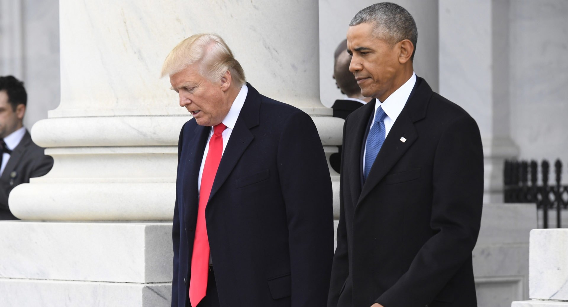 Trump asks why Obama didnt do something about Russian meddling
