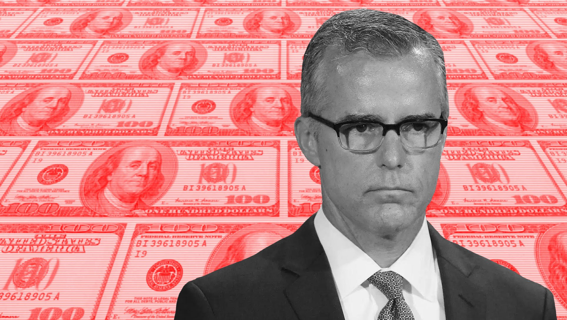 IDES OF MARCH FBIs McCabe Spotted at DOJ HQ to Grovel for Retirement Pension