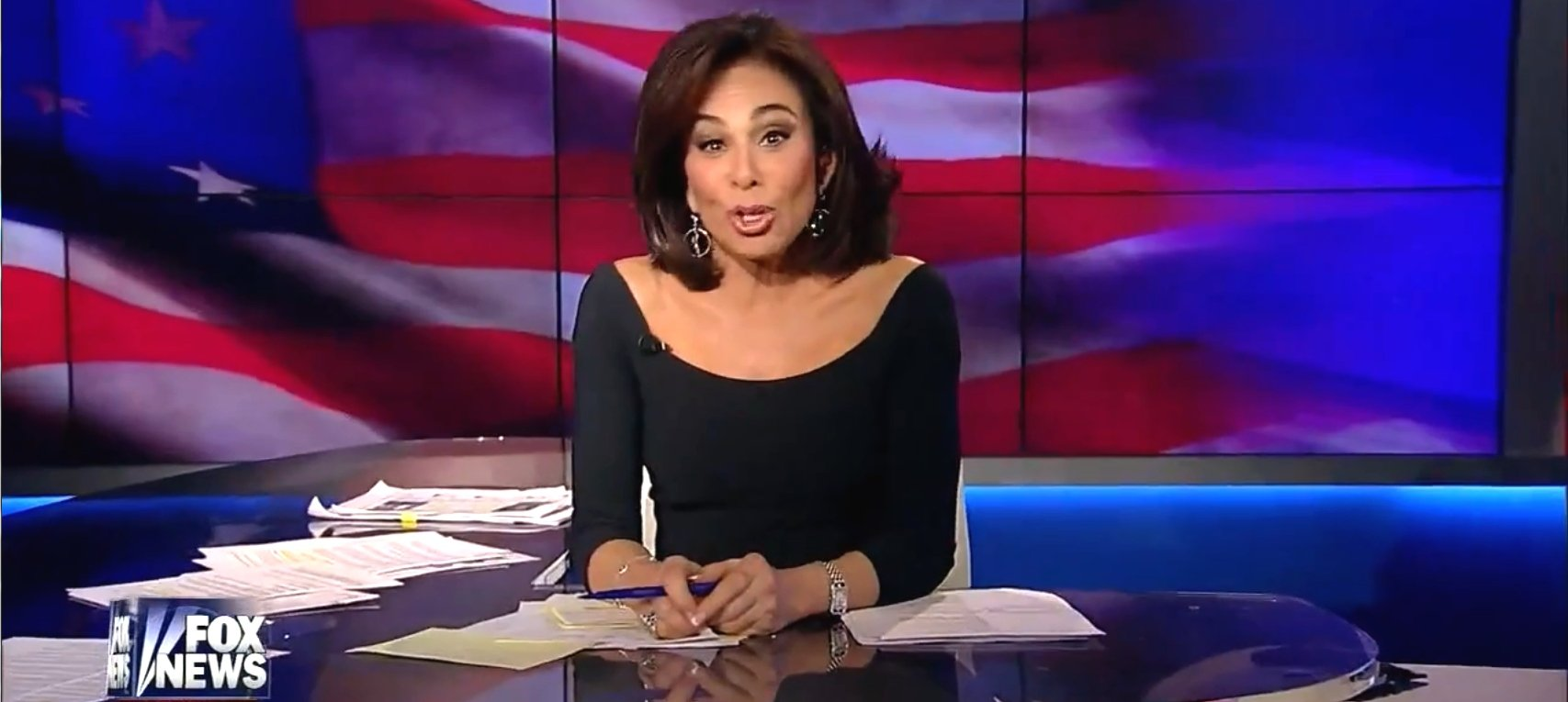 Judge Jeanine to McCabe Quit Claiming Victim Status  You Should Have Been Taken Out in Handcuffs VIDEO