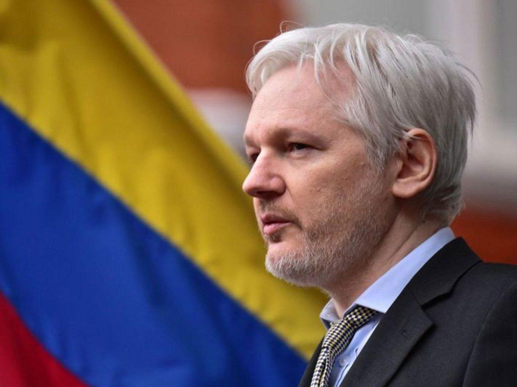 Assange Hacked Ecuador Embassy Comms System, Set Up Own Internet – True Pundit
