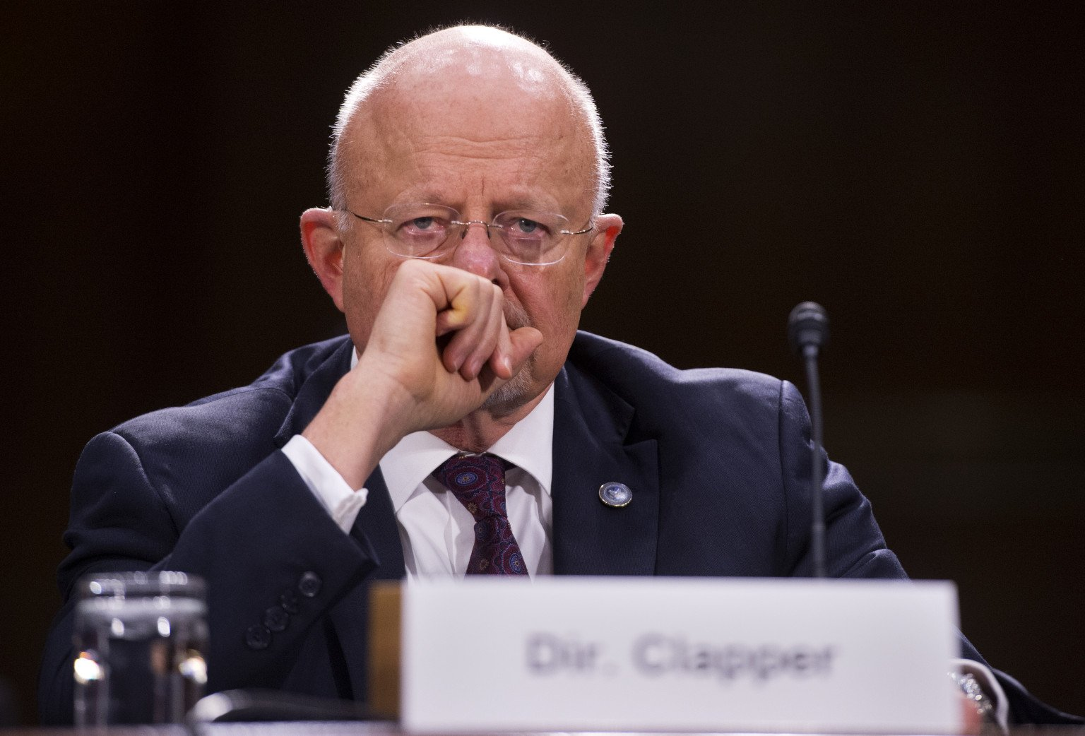 "Former Director of National Intelligence James Clapper said he thinks there are ""other shoes to drop"" in the investigation into Russian meddling in the 2016 election. Clapper said on CNN's ""State of the Union"" the indictment handed down by special counsel Robert Muller on Friday didn't deal with the involvement of the Russian government or …"