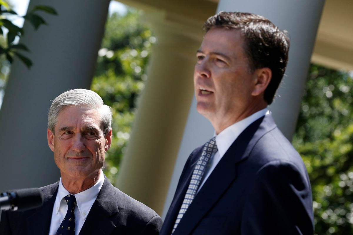 Mueller and Comey Once Ruined an Innocent Life and Cost the Govt 5 Million