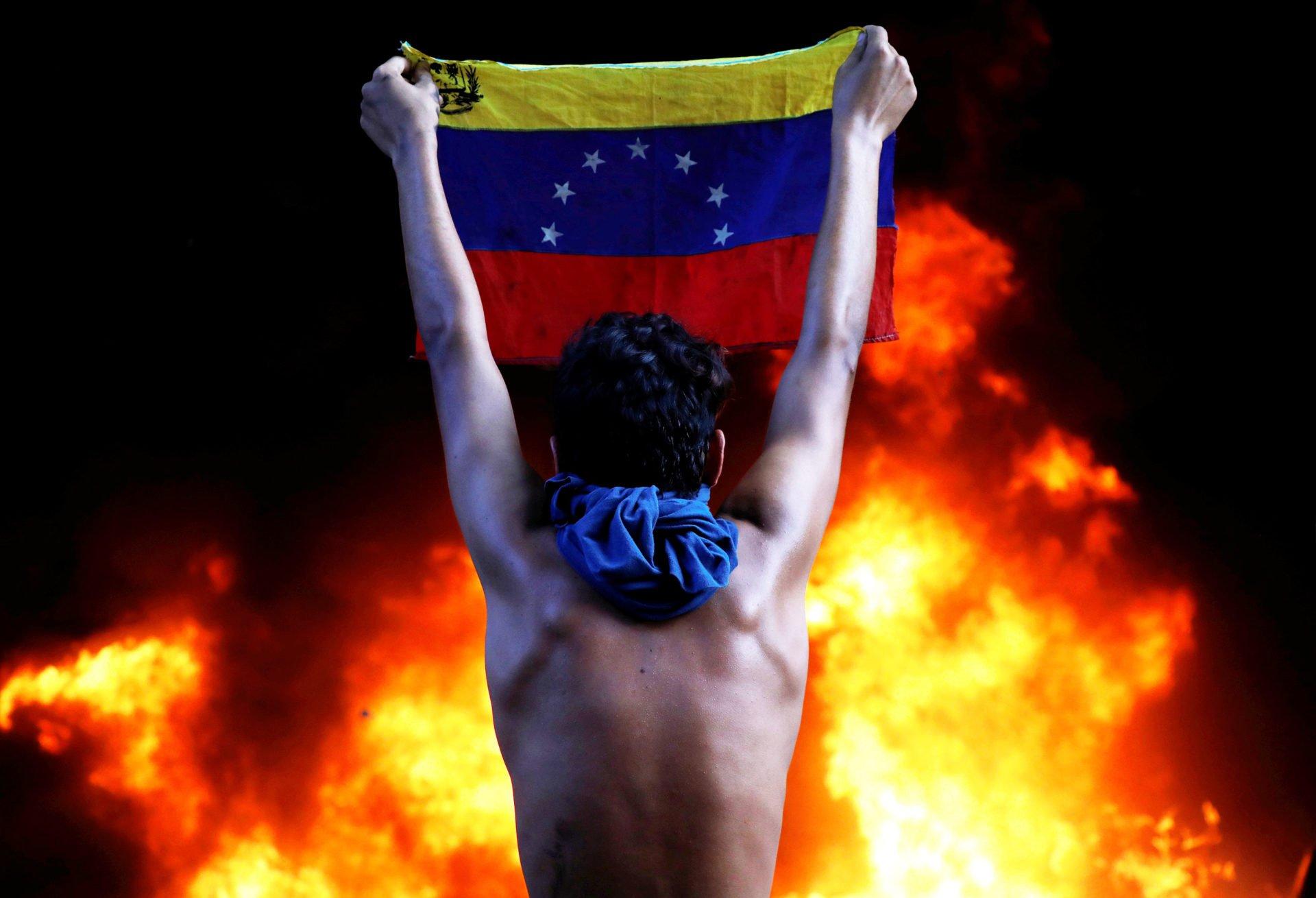 Venezuelas Flour Shortage Means No Easter Eucharist for Churches