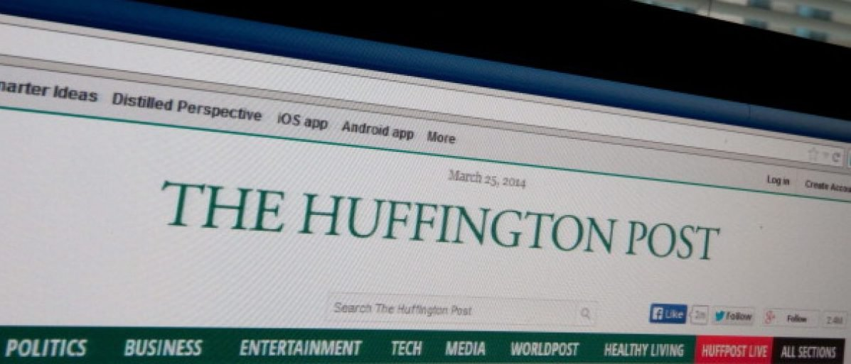 Huffington Post OpEd Editor Brags About Using Racial Gender Quotas In Submissions Less Than 50 White Authors Check