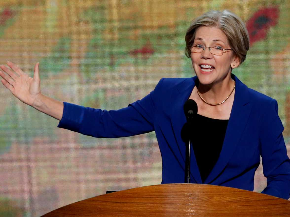Elizabeth Warren 'delighted' energy company in Massachusetts is reducing rates due to GOP tax plan she opposes – True Pundit