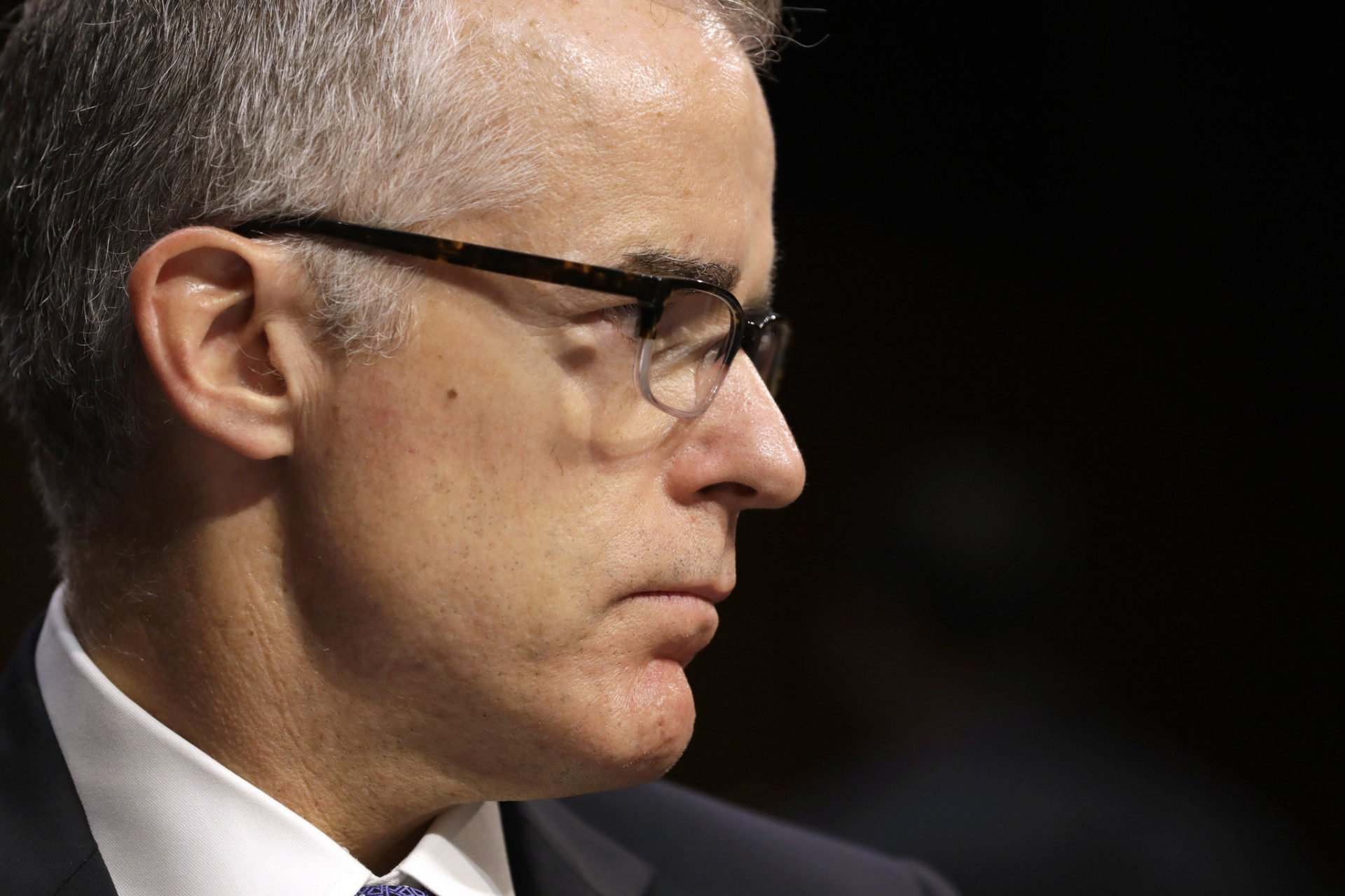 McCabe Denies He Lacked Candor But Admits Answers to Investigators Werent Fully Accurate