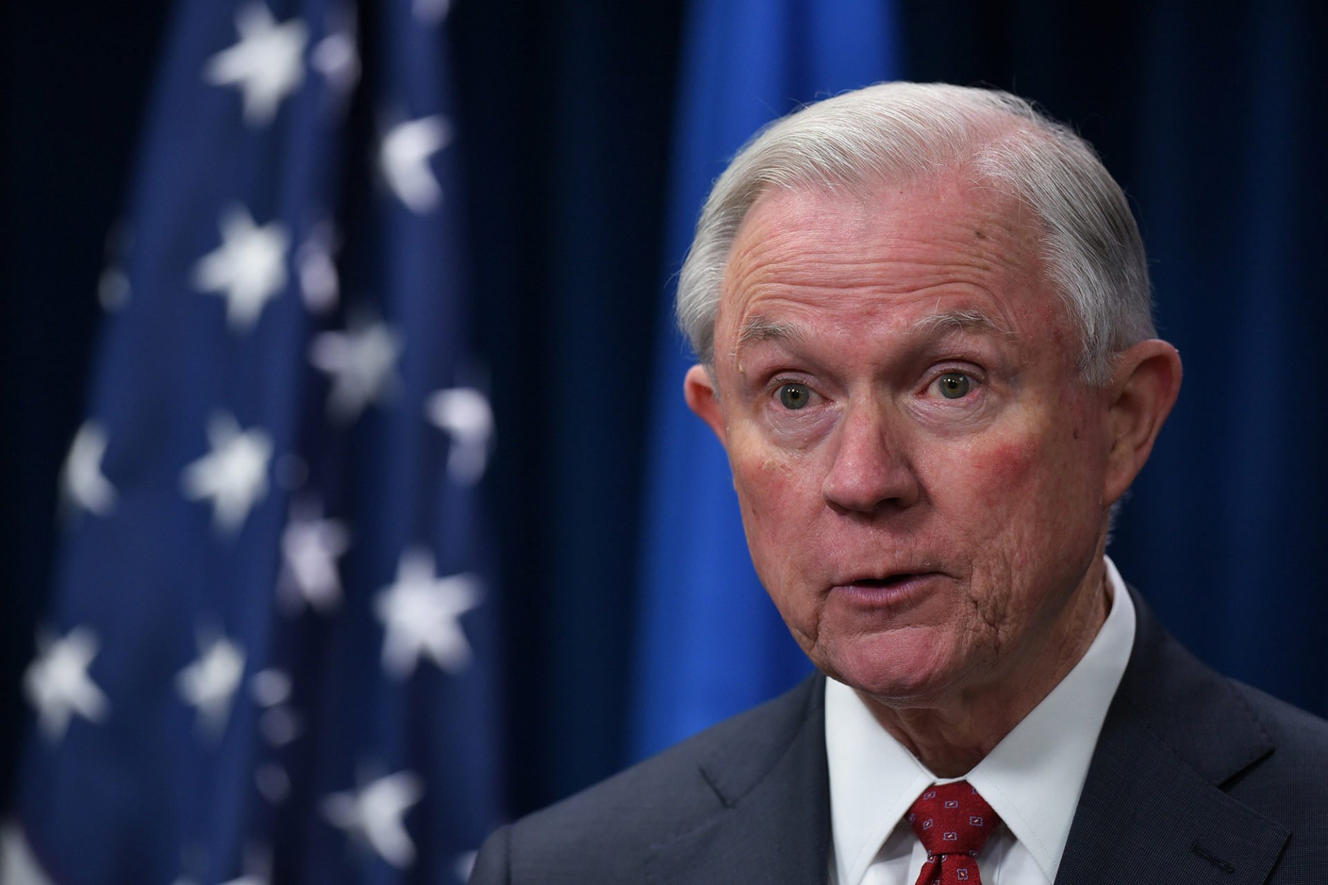 Sessions Federal prosecutor evaluating alleged FBI DOJ wrongdoing no second special counsel for now