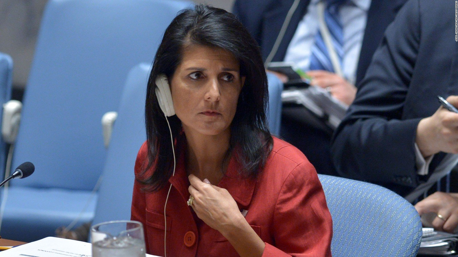 CALLED OUT Nikki Haley Goes After Russia At The UN VIDEO