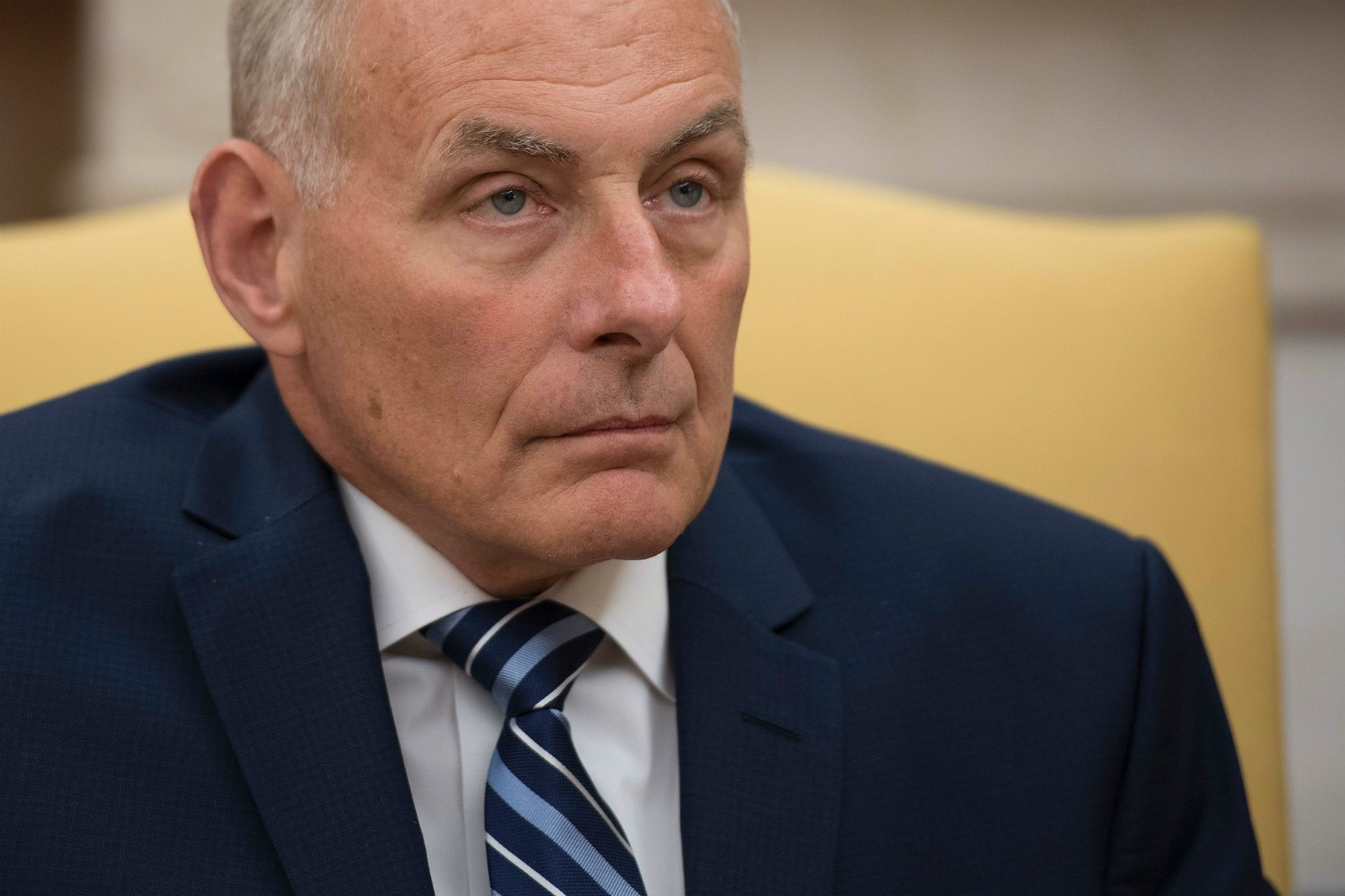 White House Chief of Staff John F. Kelly announced an overhaul Friday of the government's system for managing security-clearance investigations, after the embarrassing case of a top aide to President Trump who kept working amid domestic-abuse allegations. In a five-page memo, Mr. Kelly acknowledged mistakes and put the responsibility on the FBI and Justice Department to hand-deliver updates on background …