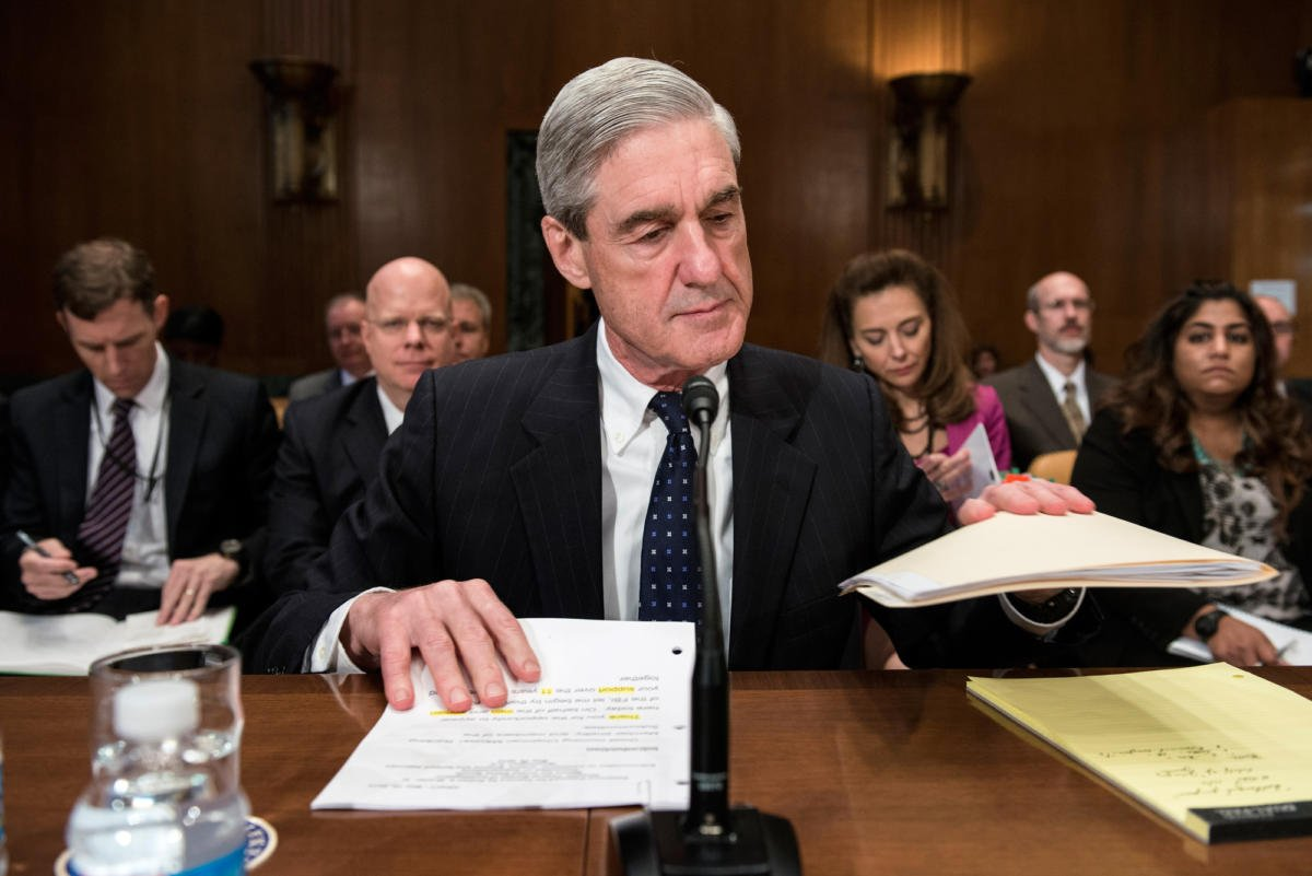 Mueller Said To Be Close To Completion Of Trump Obstruction Probe