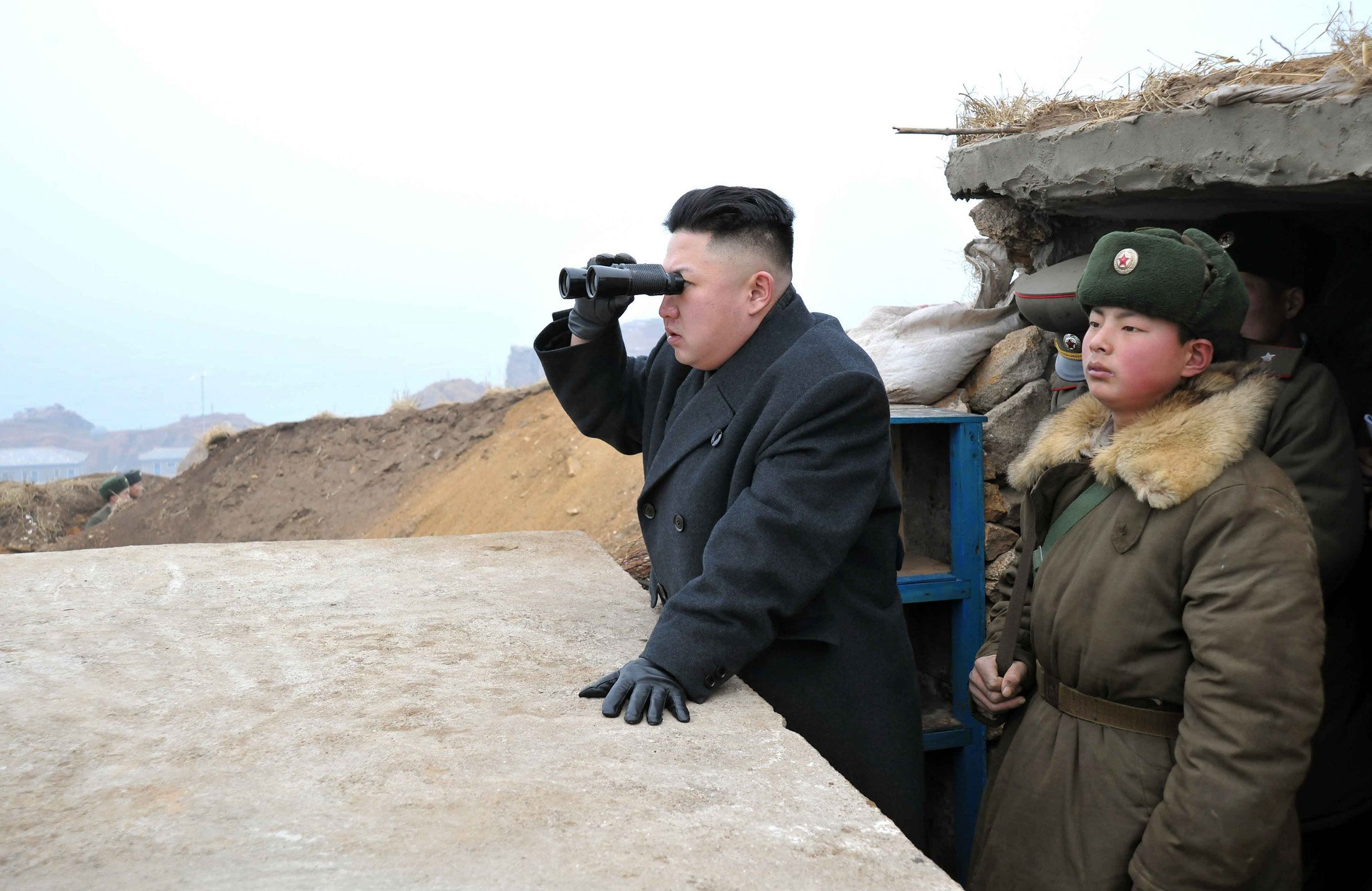 US Monitoring Possible North Korean Military Base in Syria Concern NK moving in chemical weapons possible nuke tech