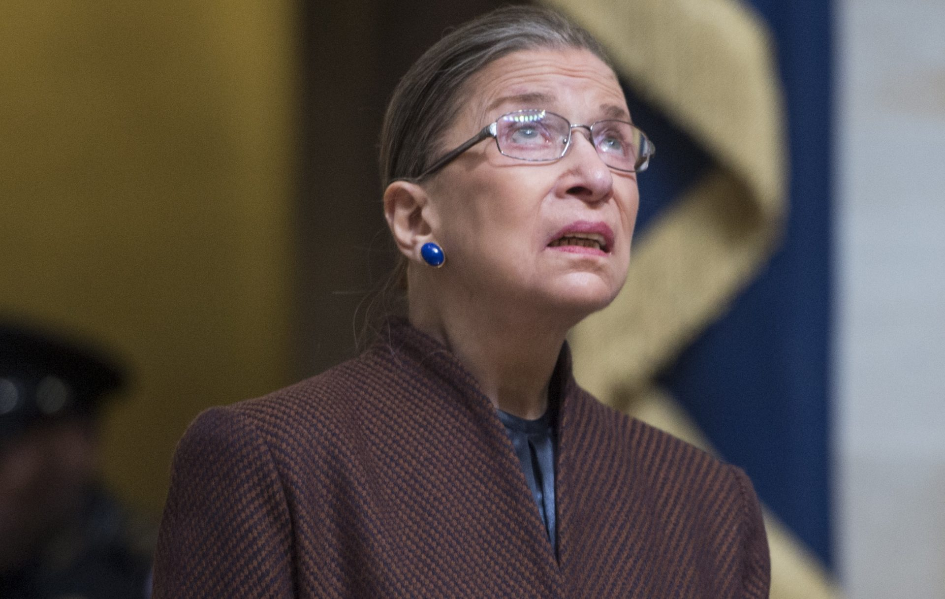 Ruth Bader Ginsburg turns 85 with no signs shell retire