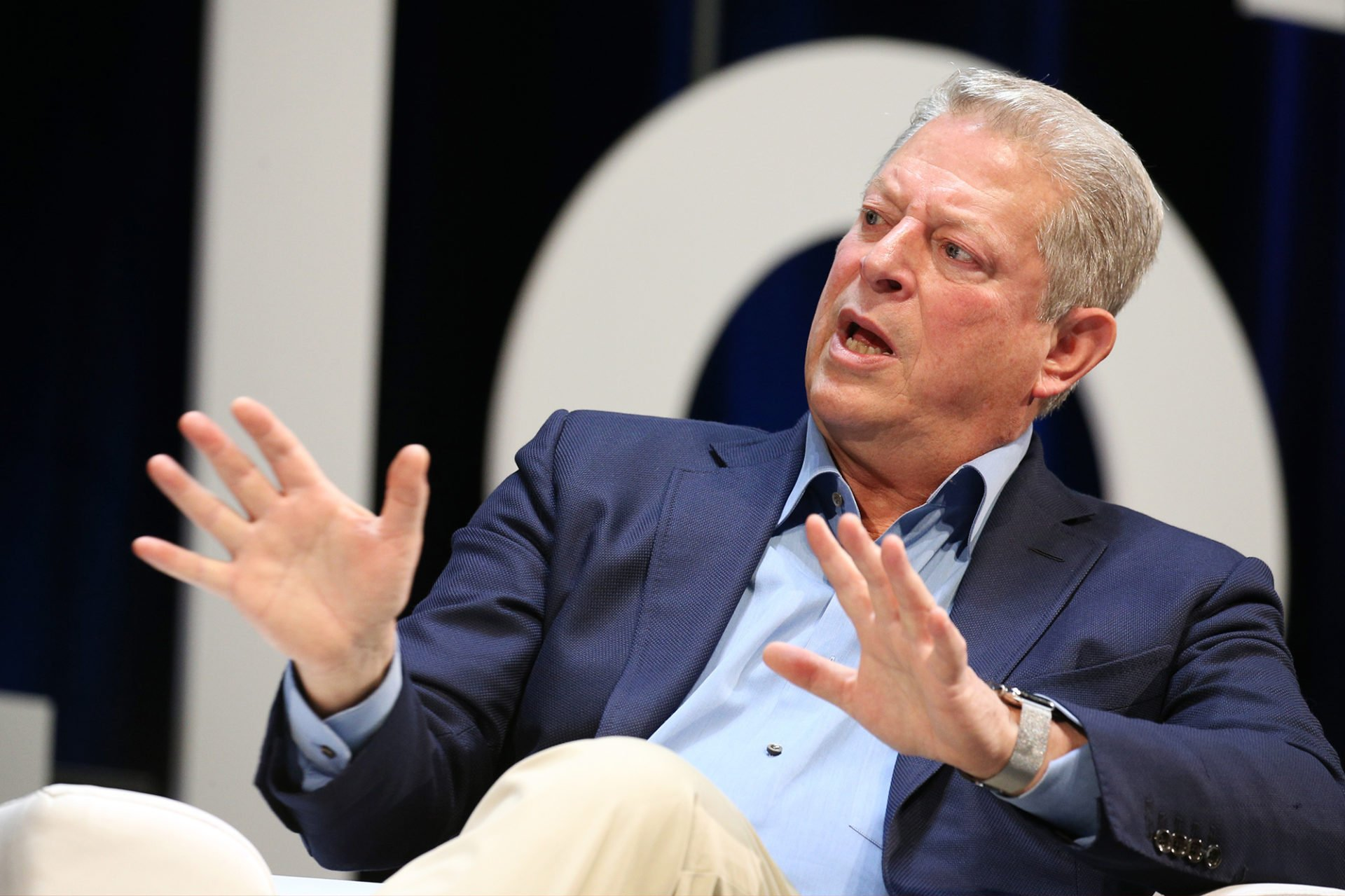New Book Details How Al Gore Lavishly Profited Off Climate Lobbying