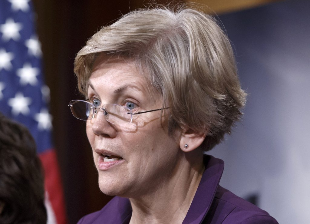 Elizabeth Warren Fundraises off Sexual Misconduct Allegation Against Kavanaugh – True Pundit