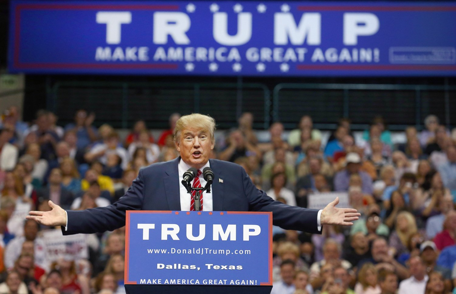 Swing State Polls Show Trump In Solid Shape to Win Second Term