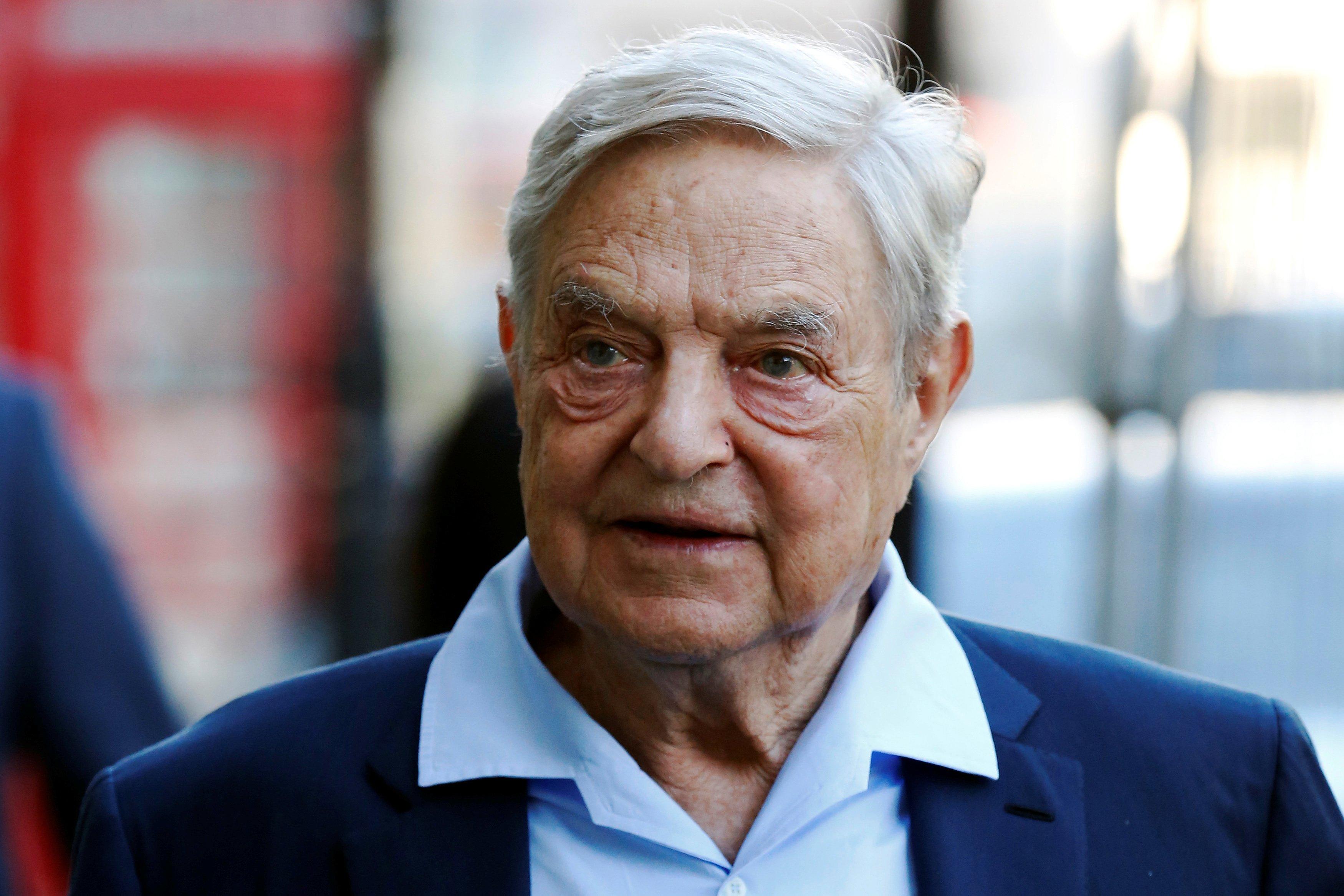 Climate Hypocrite George Soros Bets Big on Fossil Fuels – True Pundit