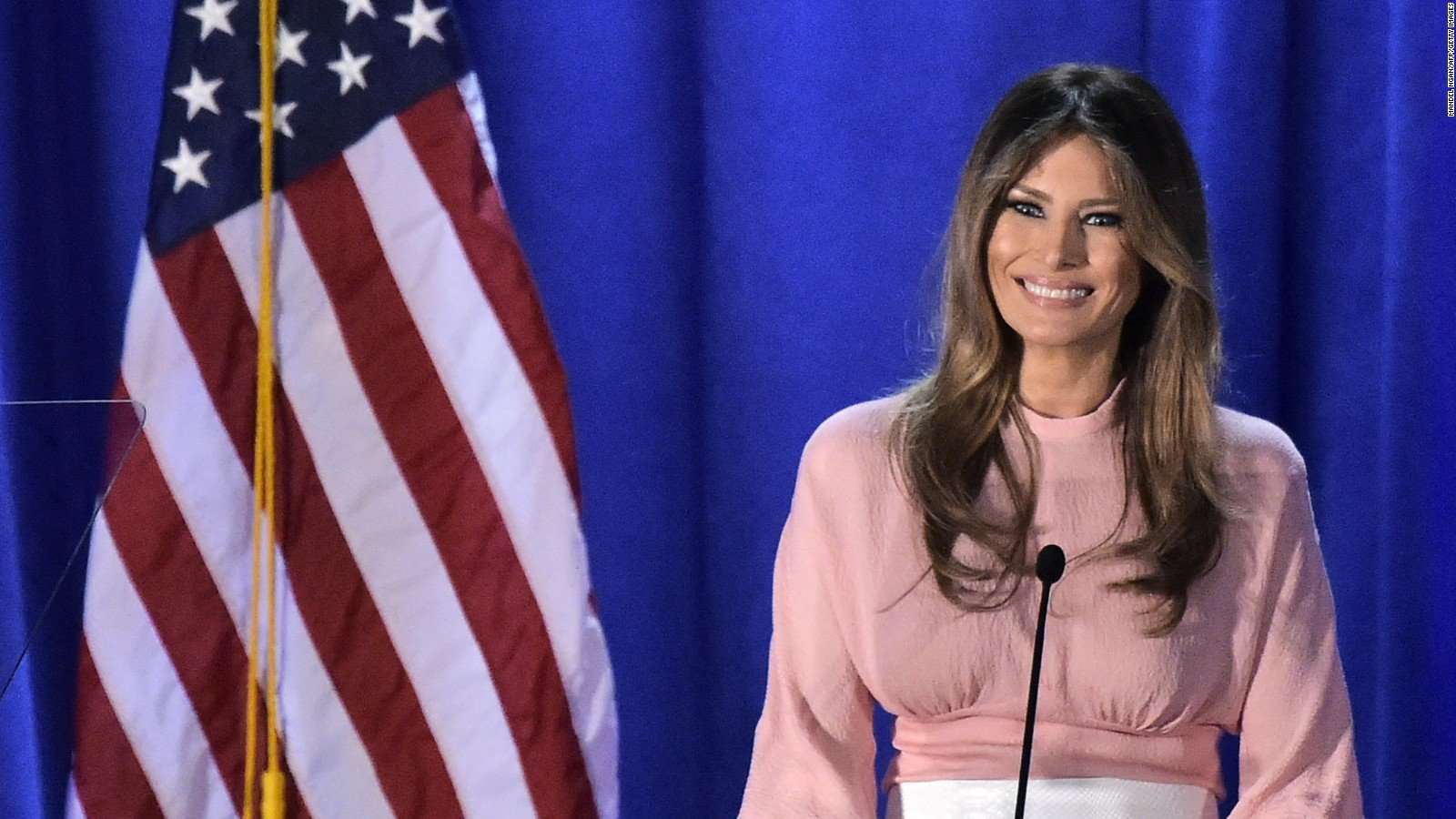Melania Trumps Visit To A Childrens Hospital Will Warm Your Heart