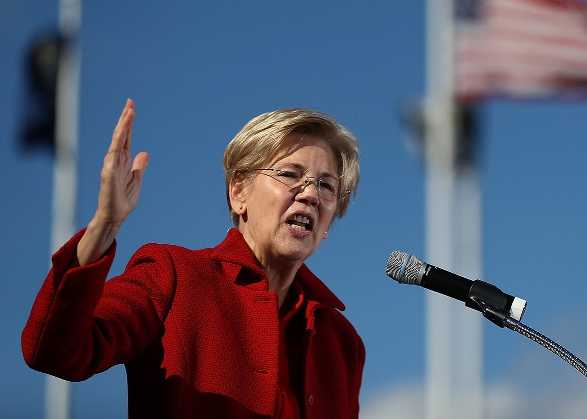 Home State Paper PLEASE Take A Genetic Test To Prove Youre Native American Elizabeth Warren