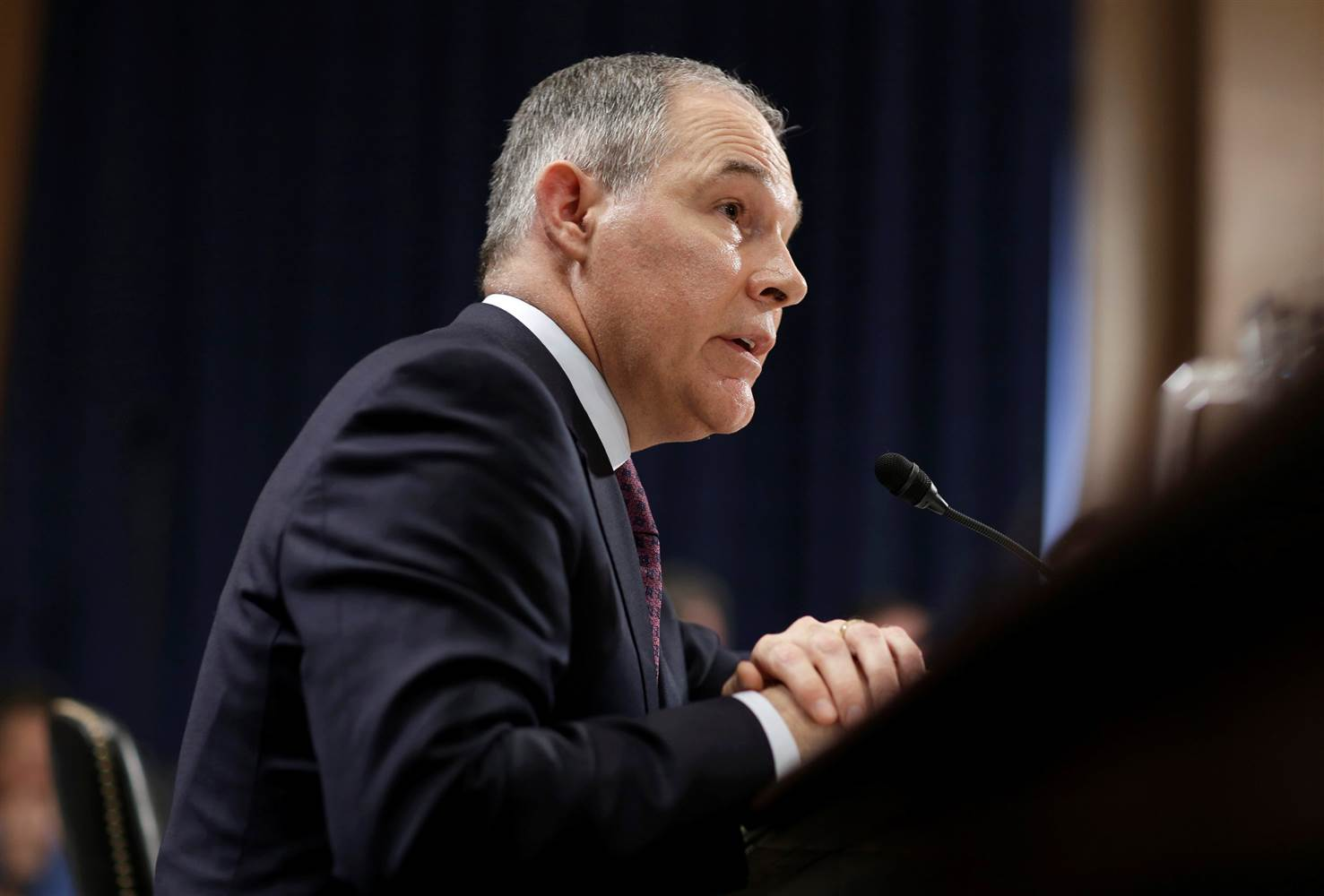 EPA Cut 1 Billion Worth Of Regs In Pruitts First Year