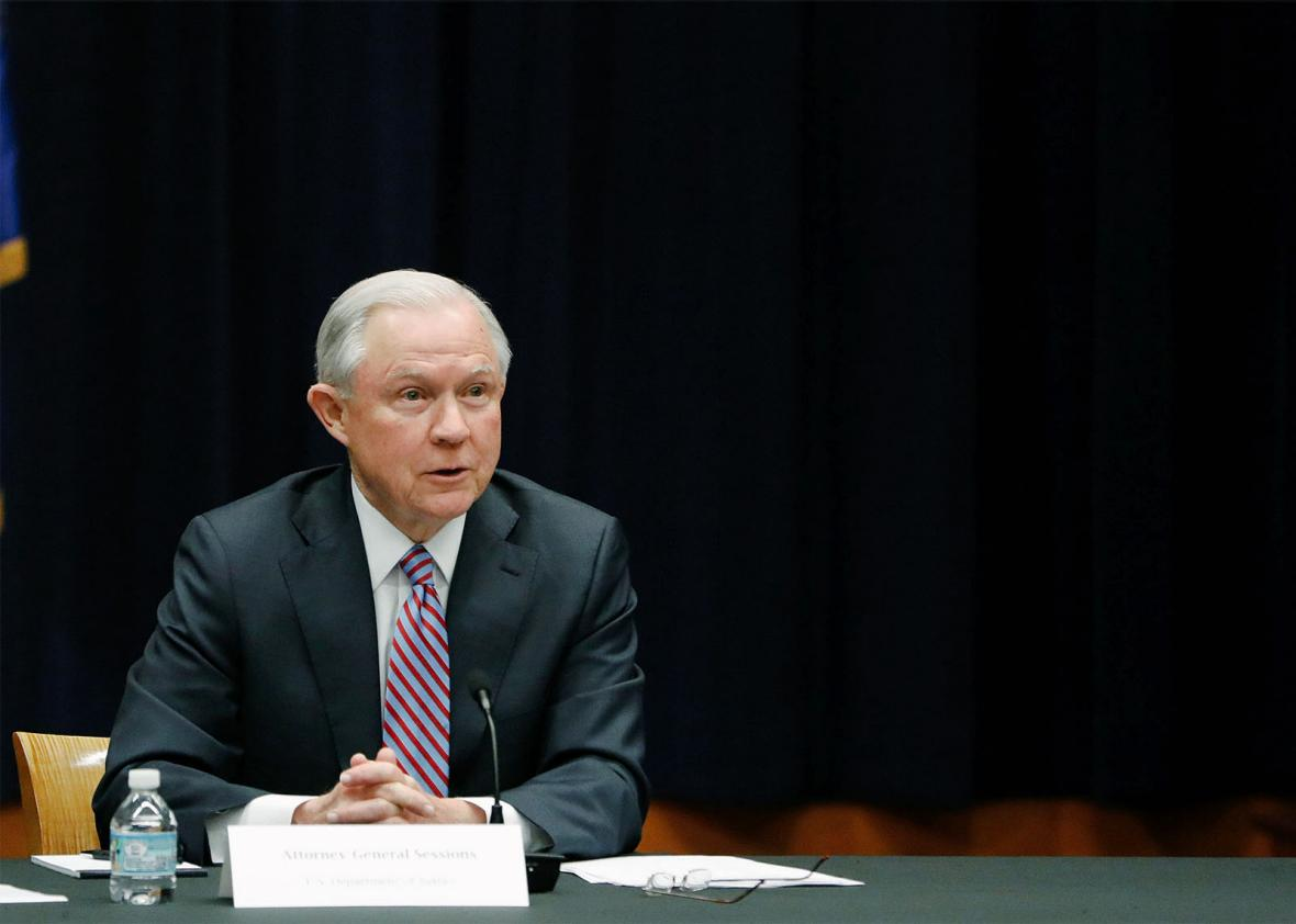 Sessions Drops a Stunner Appoints a Person Outside of Washington to Investigate FISA Abuse Claims VIDEO
