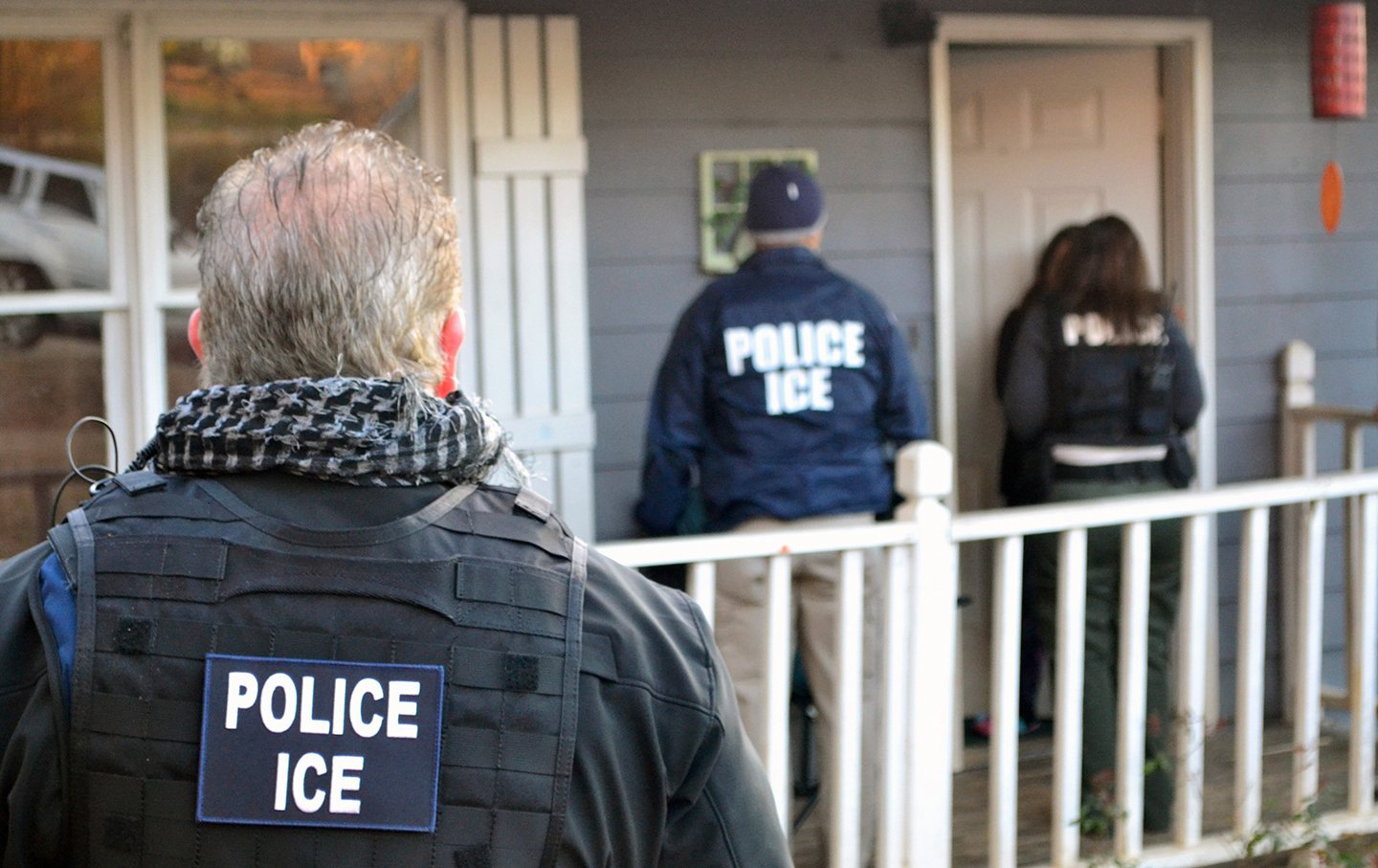 CA Bay Area Poll Majorities Across All Races Want Local Police to Help ICE Detain Illegals