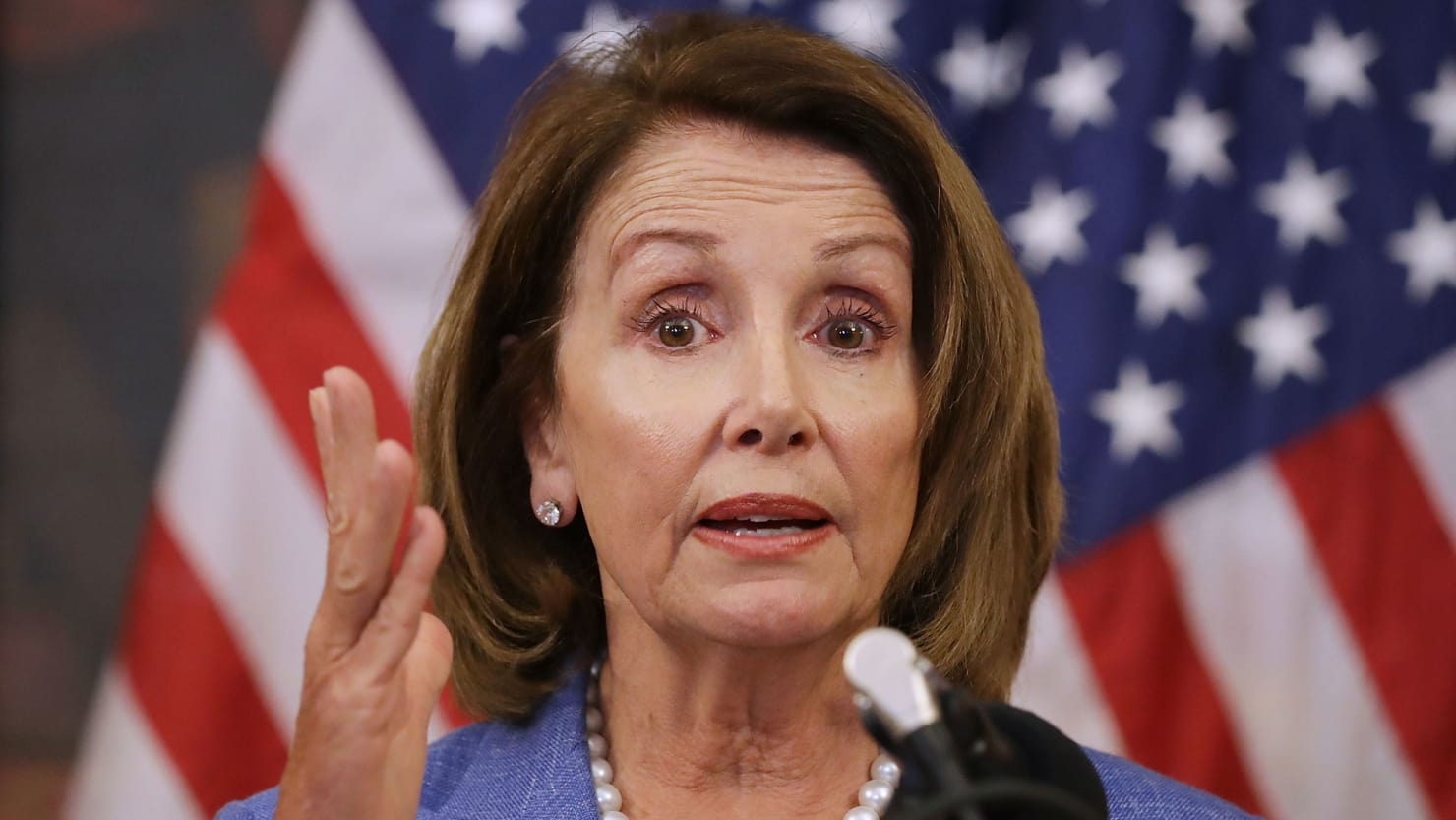 Pelosi Changes Her Tune on Tax Cut Crumbs We Love When People Get a Bonus VIDEO