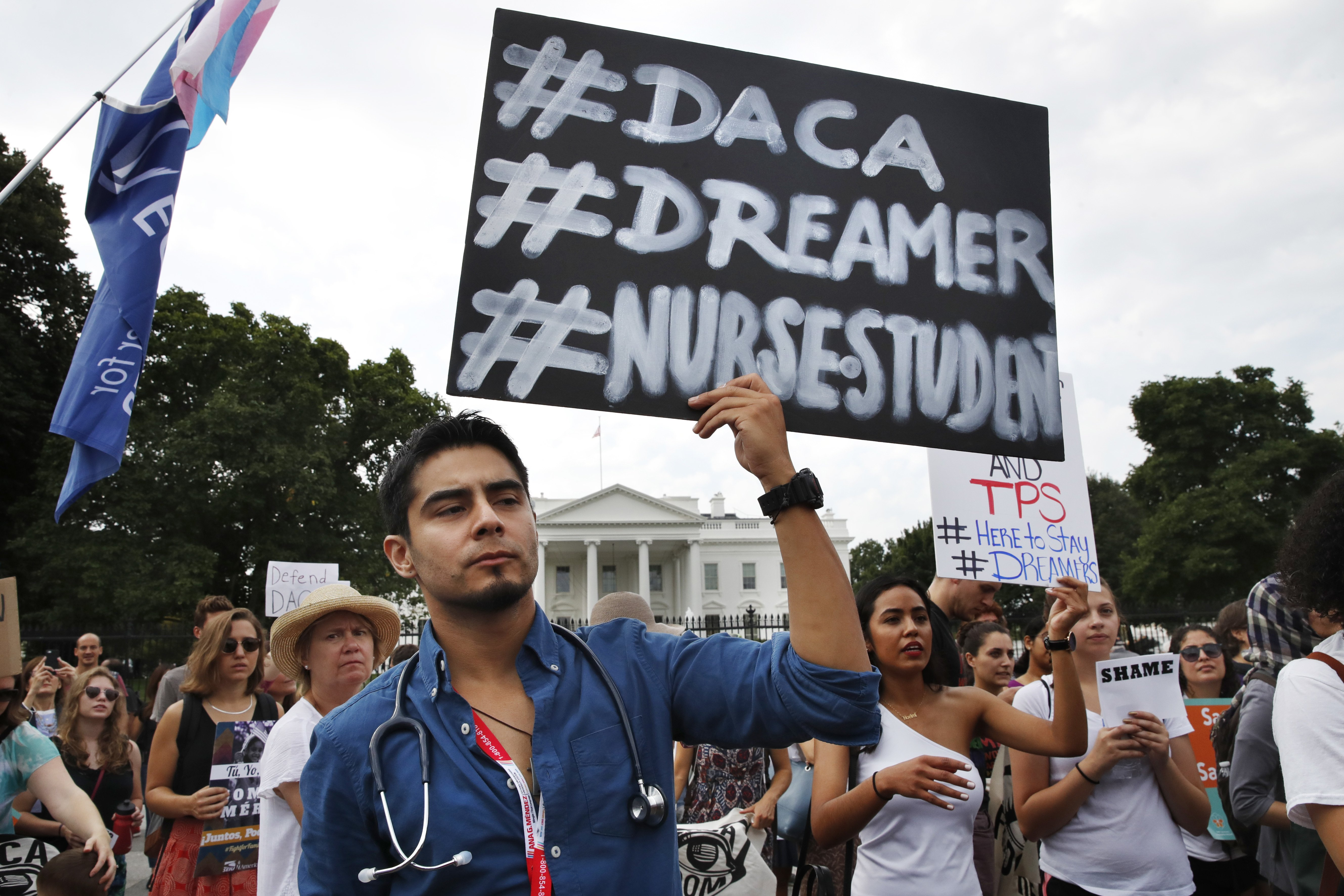 Dreamers to Democrats Were tired of your lies