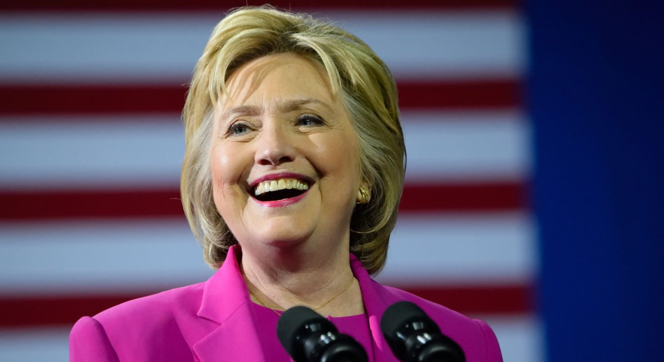 Disgusting Hillary Clinton to Be Awarded for Her Impact on Society