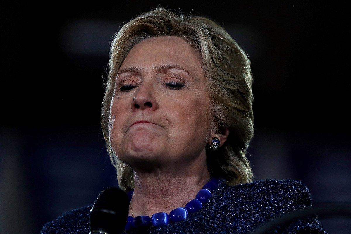 Clinton calls 2016 election traumatic admits shed like to take back some things she said