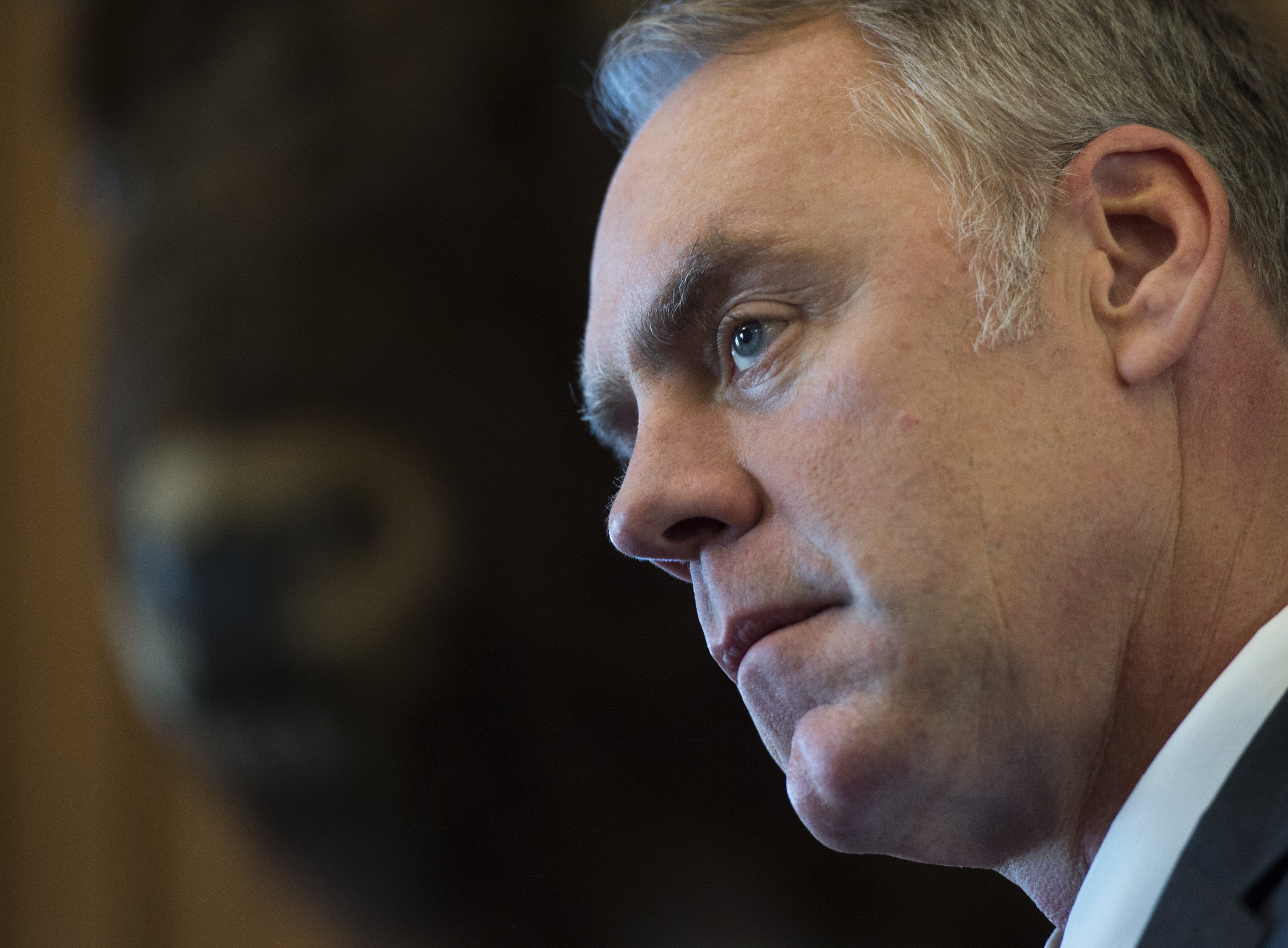 Ryan Zinke defends konnichiwa comment How could ever saying good morning be bad
