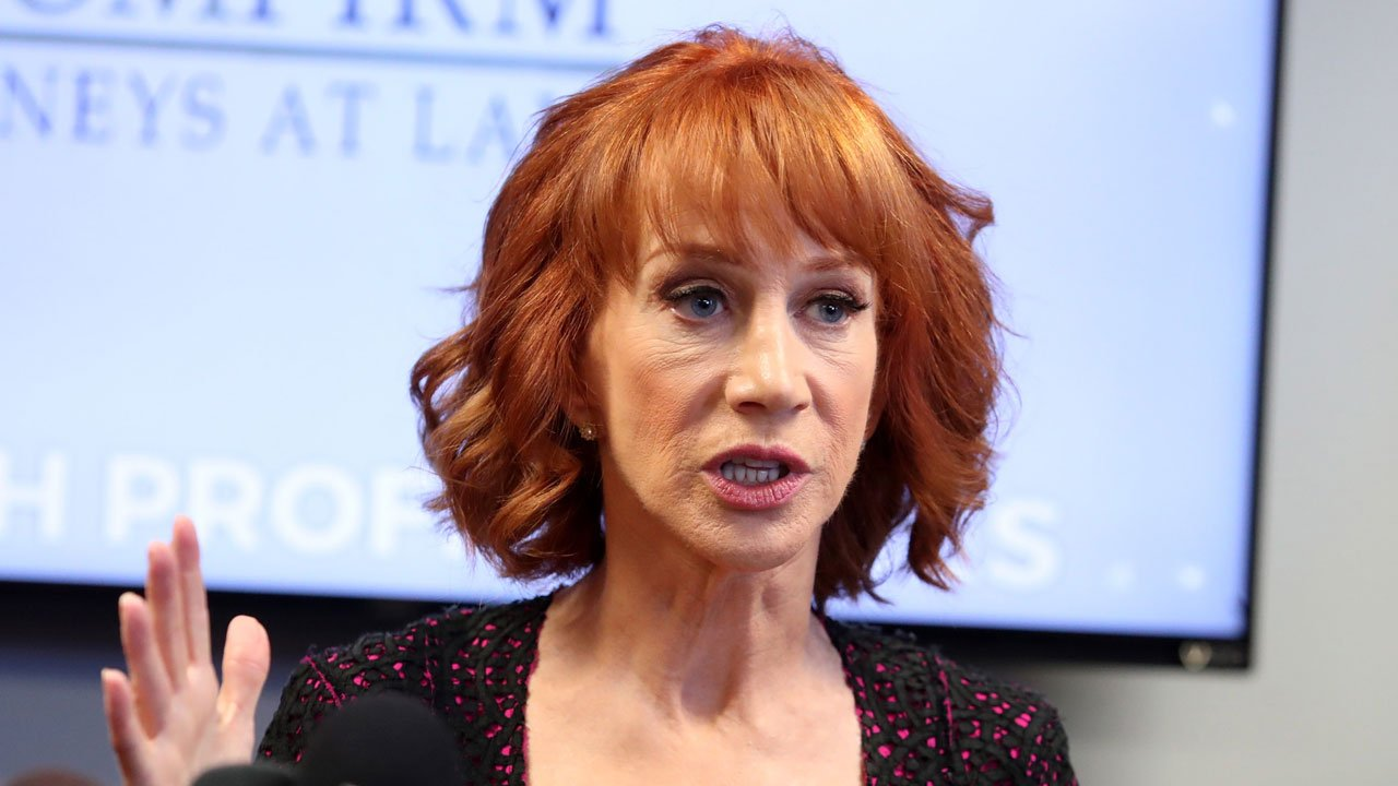 """In her first red carpet appearance since last May's implosion of her entertainment career, comedienne Kathy Griffin melted down while presenting an award at the2018 Writers Guild of America Awards. To describe Griffin's appearance at the Beverly Hills ceremony, various media reports have used the words """"lashes out,"""" """"blasts,"""" """"rant,"""" """"attacks,"""" and """"meltdown."""" Griffin is …"""