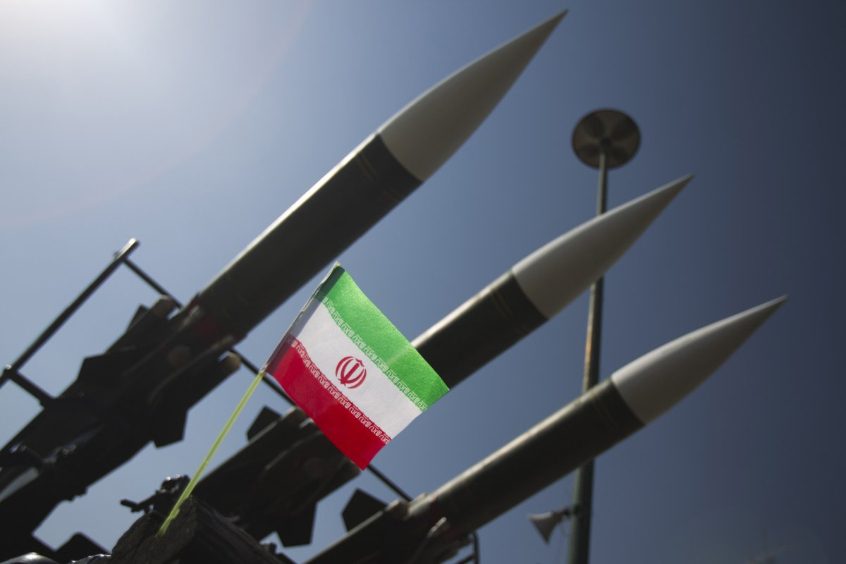 Massive Iranian Missile Buildup Sparks Fear of Second Holocaust