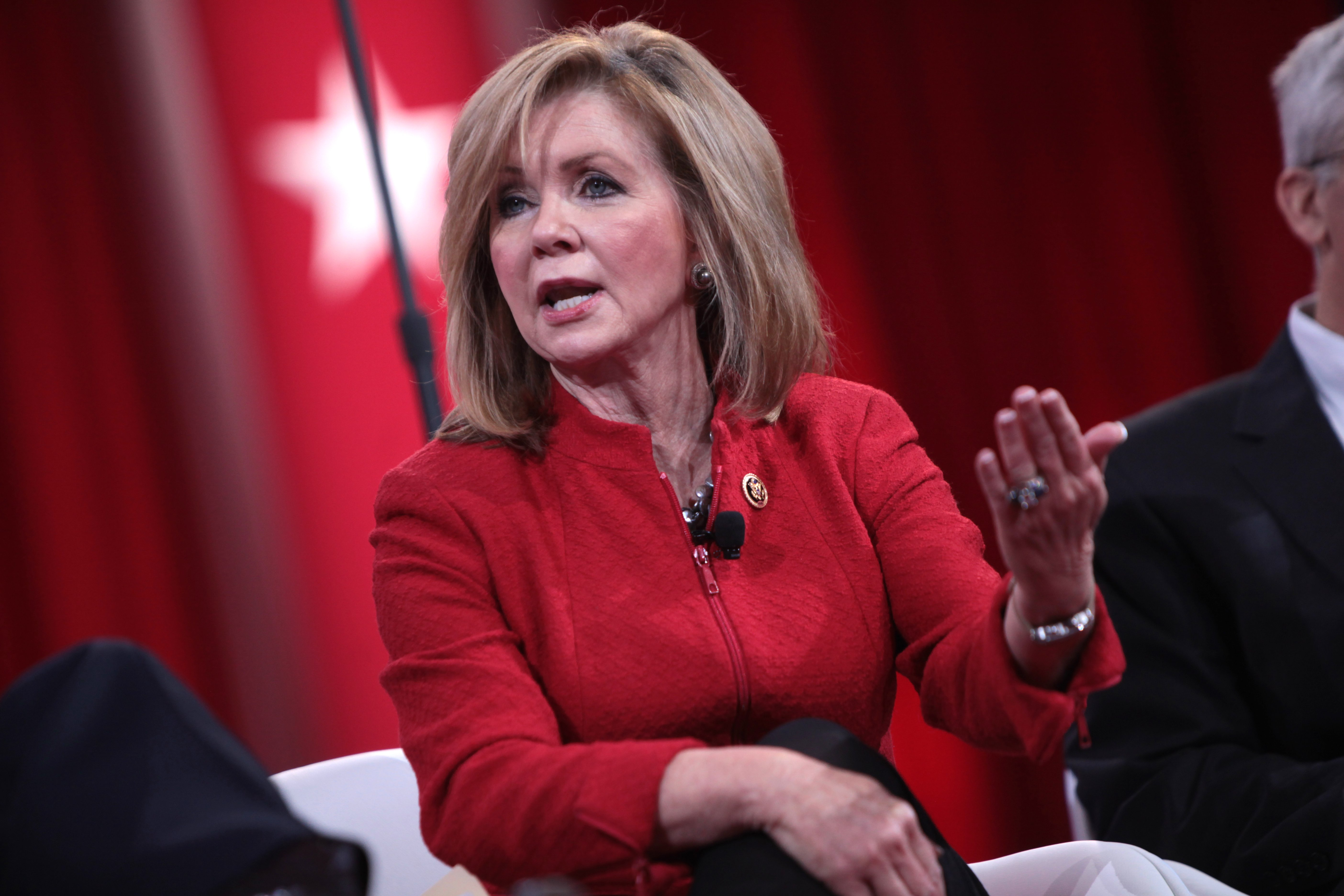 Rep Blackburn Many Democrats More Concerned With Shielding Illegals Than Protecting Americans VIDEO