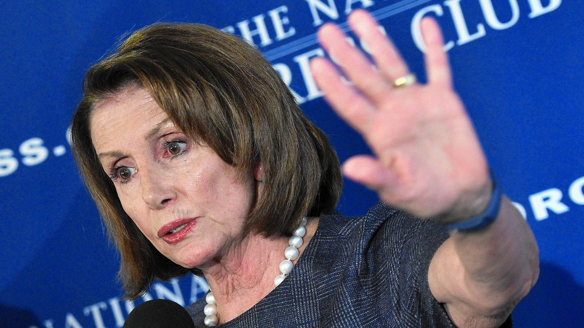 CA Poll Plurality Disapprove of Pelosi Job Performance