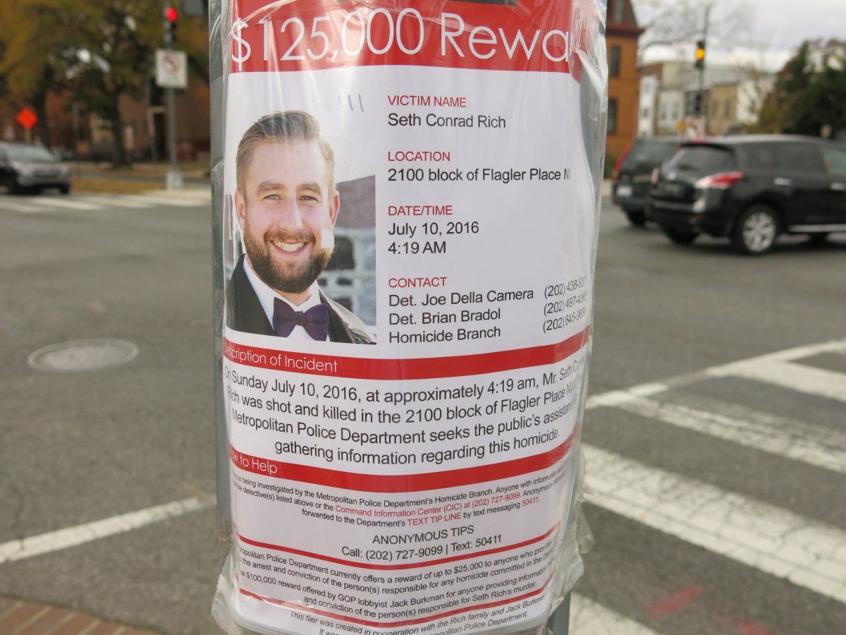 White House Petition On Seth Rich Is Halfway To Its Goal