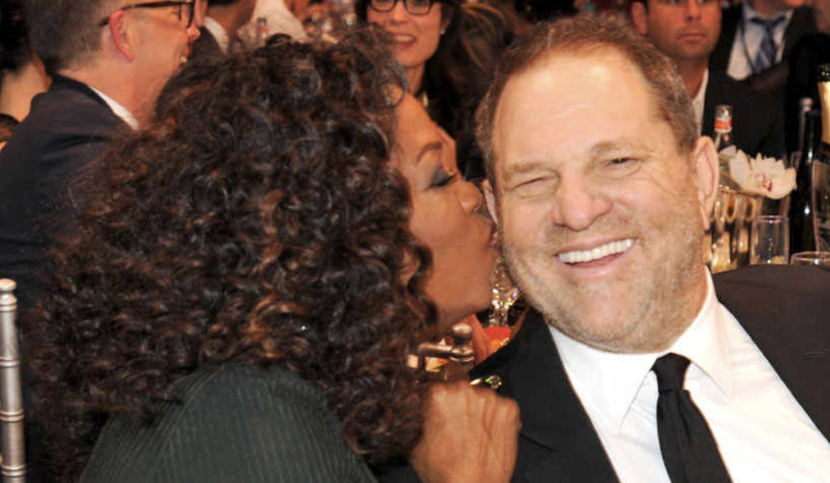 Image result for oprah and weinstein