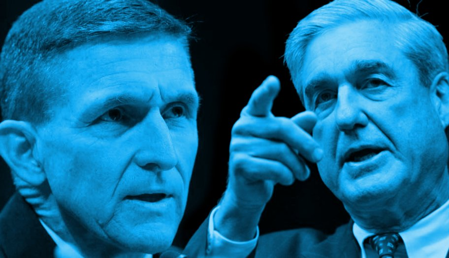 MUELLERS SHAME Flynn forced to sell his house to pay his legal bills