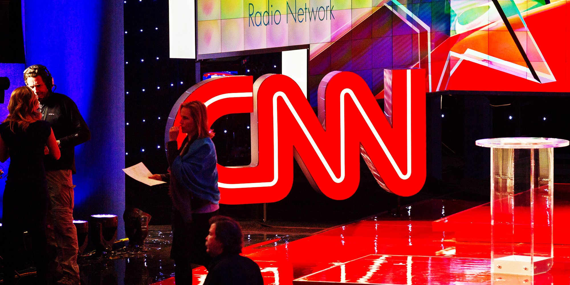 CNN Under Seige LeftLeaning Ideology Could Irreparably Damage Networks Airport Monopoly