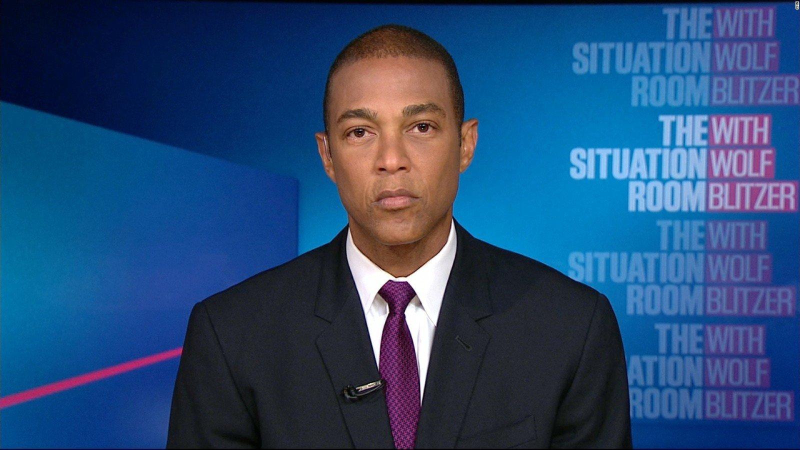 CNNs Don Lemon You Are The Bad Guy If You Criticize Parkland Gun Control Activists VIDEO